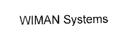 WIMAN SYSTEMS