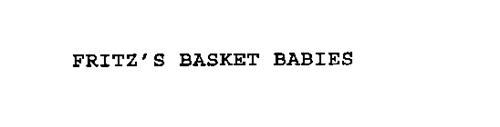 FRITZ'S BASKET BABIES