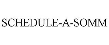 SCHEDULE-A-SOMM