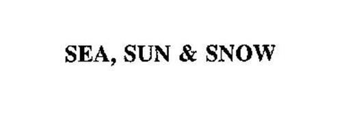 SEA, SUN & SNOW