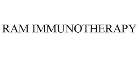 RAM IMMUNOTHERAPY