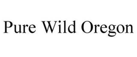 PURE WILD OREGON