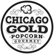 CHICAGO GOLD ·POPCORN· GOURMET