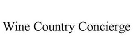 WINE COUNTRY CONCIERGE