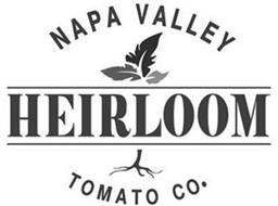NAPA VALLEY HEIRLOOM TOMATO CO.