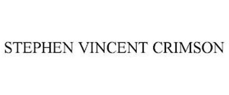 STEPHEN VINCENT CRIMSON