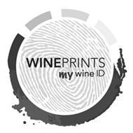 WINE PRINTS MY WINE ID