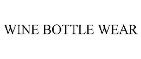 WINE BOTTLE WEAR
