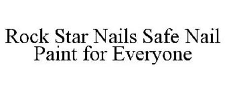 ROCK STAR NAILS SAFE NAIL PAINT FOR EVERYONE