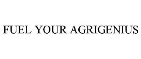 FUEL YOUR AGRIGENIUS