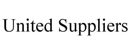 UNITED SUPPLIERS
