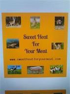 SWEET HEAT FOR YOUR MEAT WWW.SWEETHEATFORYOURMEAT.COM