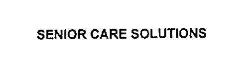 SENIOR CARE SOLUTIONS