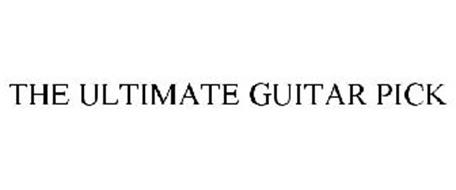 THE ULTIMATE GUITAR PICK
