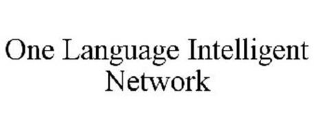 ONE LANGUAGE INTELLIGENT NETWORK