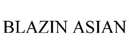 BLAZIN ASIAN