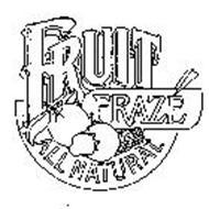 FRUIT FRAZE ALL NATURAL