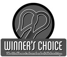 WINNER'S CHOICE THE WORLD'S MOST ADVANCED AND RELIABLE BOWSTRINGS
