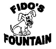 FIDO'S FOUNTAIN