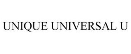 UNIQUE UNIVERSAL U