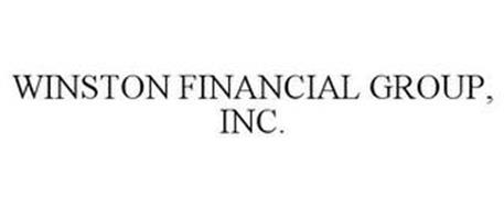 WINSTON FINANCIAL GROUP, INC.