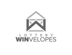 W LOTTERY WINVELOPES