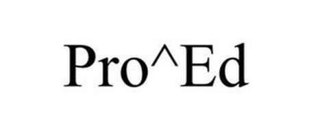 PRO^ED