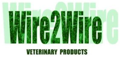 WIRE2WIRE VETERINARY PRODUCTS