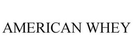 AMERICAN WHEY
