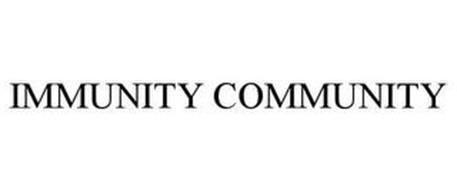 IMMUNITY COMMUNITY