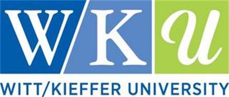 WKU WITT/KIEFFER UNIVERSITY