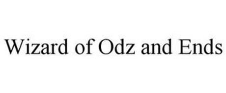 WIZARD OF ODZ AND ENDS