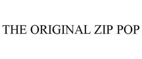 THE ORIGINAL ZIP POP
