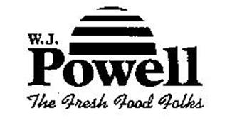 W.J. POWELL THE FRESH FOOD FOLKS