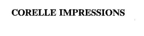CORELLE IMPRESSIONS