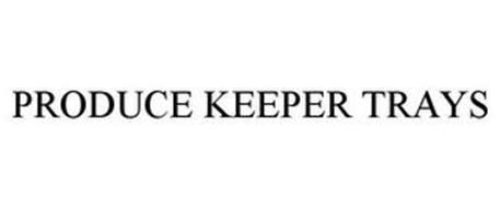 PRODUCE KEEPER TRAYS