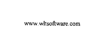 WWW.WLTSOFTWARE.COM