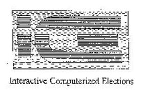 ICE INTERACTIVE COMPUTERIZED ELECTIONS