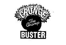 GRUNGE BUSTER THE CHAMP