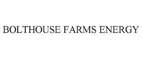 BOLTHOUSE FARMS ENERGY