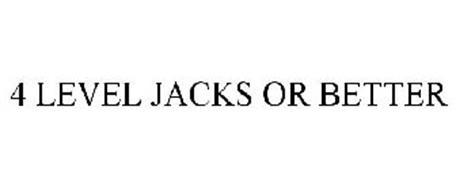 4 LEVEL JACKS OR BETTER