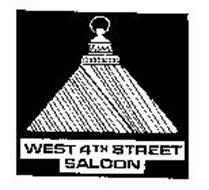 WEST 4TH STREET SALOON