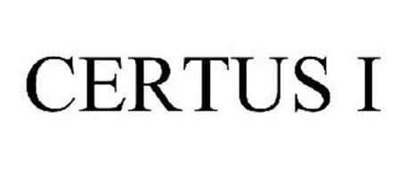 CERTUS I