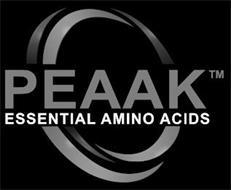 PEAAK ESSENTIAL AMINO ACIDS