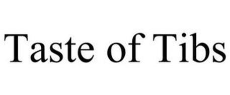 TASTE OF TIBS