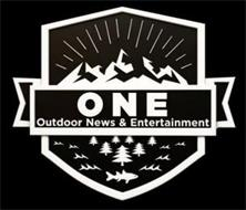 ONE OUTDOOR NEWS & ENTERTAINMENT