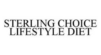 STERLING CHOICE LIFESTYLE DIET