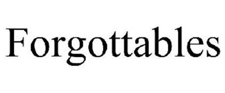 FORGOTTABLES
