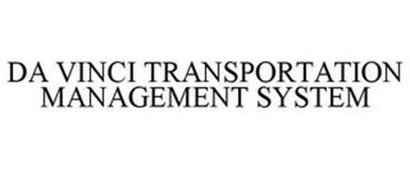DA VINCI TRANSPORTATION MANAGEMENT SYSTEM