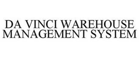 DA VINCI WAREHOUSE MANAGEMENT SYSTEM